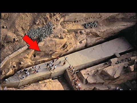 PIRAMIDE su šala za TRI GIGANTSKA kamena u LIBANU !!
