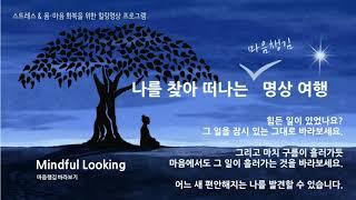 [나를 찾아 떠나는 마음챙김 명상여행] Mindful …