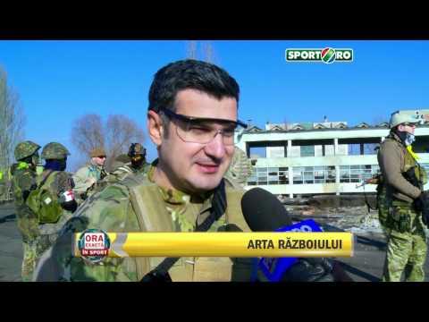 Airsoft Romania M.A.T. LVL HAT ... in game Chimopar .. stire Sport.ro