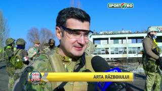 Airsoft Romania M.A.T. LVL HAT ... in game Chimopar .. stire Sport.ro