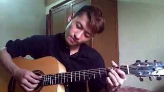 Đưa cơm cho mẹ đi cày demo- Solo Guitar Nguyễn Danh Tú