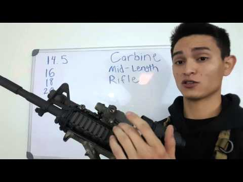 AR 15 gas systems and barrel lengths, which one?