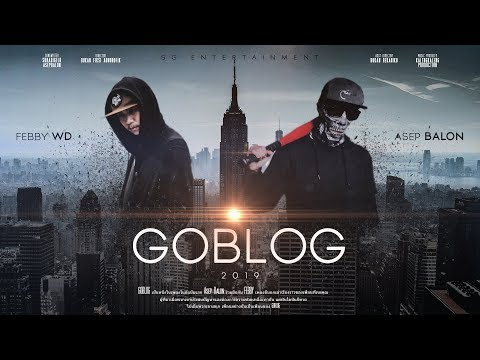 Asep Balon (Feat. Febby WD) - Goblog (Official Music Video)