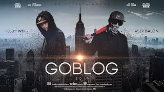 Gambar cover Asep Balon (Feat. Febby WD) - Goblog (Official Music Video)