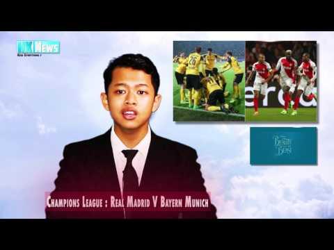 News Casting Competition FBB 2017 (M Dzaky Zaidan / MA Husnul Khotimah)