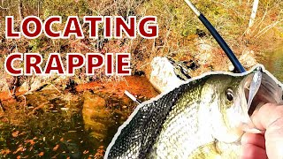 How To Find Crappie On Any Lake