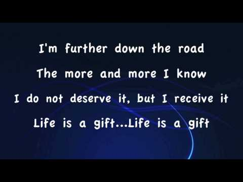 John Waller - Life is a Gift - with lyrics (2014)