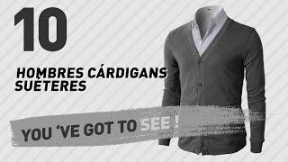 Hombres Cárdigans Suéteres // Los 10 Mejores Vendedores