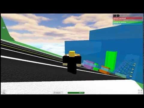 ROBLOX Deep Impact Gameplay