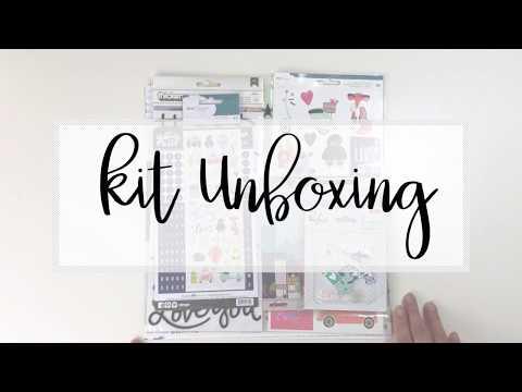 the wild hare kits | kit unboxing | kit 2 | september 2017