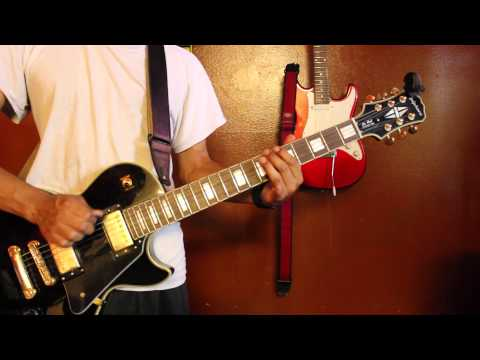The Strokes - Rhythm Song (Nick Valensi / Lead Guitar) Cover