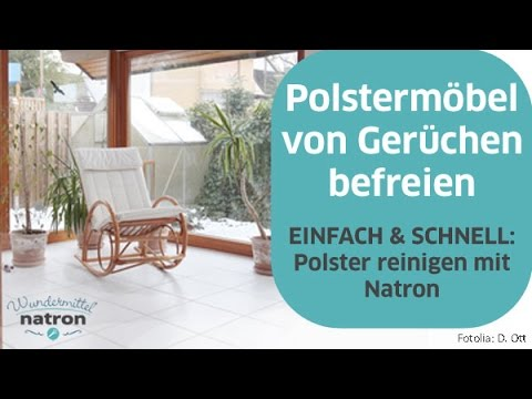 polsterm bel reinigen und von ger chen befreien youtube. Black Bedroom Furniture Sets. Home Design Ideas