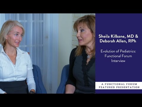 Functional Forum Interview with Sheila Kilbane, MD & Deborah Allen, RPh [James Maskell]