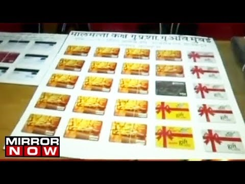 Credit card fraud gang busted in Mumbai