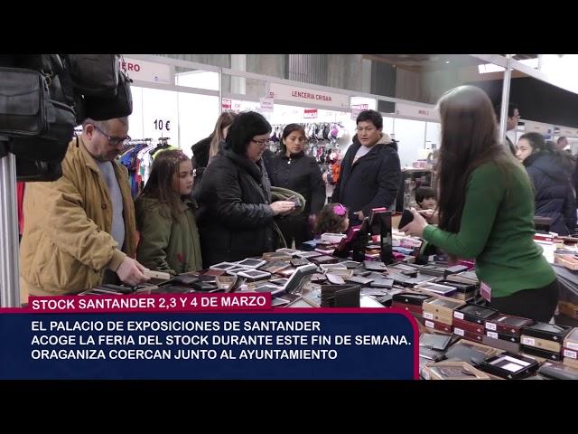 Masiva Asistencia de Publico en la Primera Jornada de Stock Santander