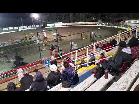 Port City Raceway 3/14/20 Junior A Feature