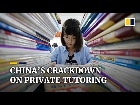 Crackdown on private tutoring leaves industry, students and parents drawing a blank