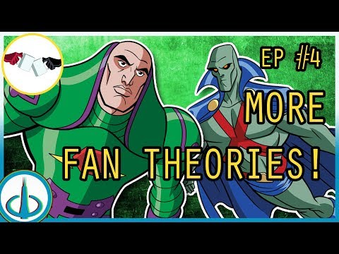More DCAU Fan Theories! | 12th Level Intellects EP #4