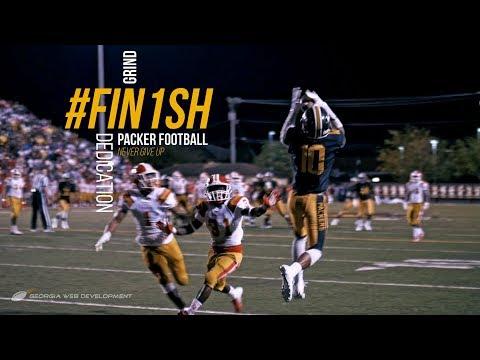 Packer Football Highlights vs. Thomasville | High School Football