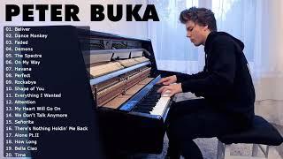 #PETERBUKA - Playlist of Peter Buka 2021 - Best Piano Cover Songs of Peter Buka 2021