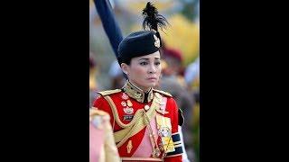 """""""สุทิดา""""สมเด็จพระราชินีพระองค์แรกของไทย ที่ถวายอารักขา"""