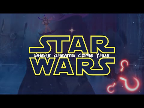 Disney characters invade the Star Wars: The Force Awakens trailer