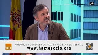 PREMIOS HO 2021 Ignacio Arsuaga habla sobre el IMPACTO POLÍTICO DE HAZTEOIR