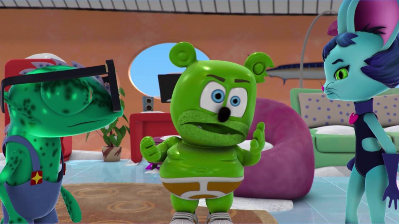 The Gummy Bear Show |Gummibär Hindi Cartoon For Kids |हिन्दी कार्टून | ICE ICE GUMMY - बर्फ गम्मी