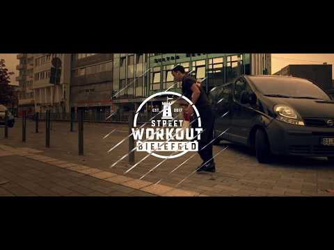 Calisthenics in Bielefeld - Street Workout Bielefeld Promo Video (Beatz4OWL)