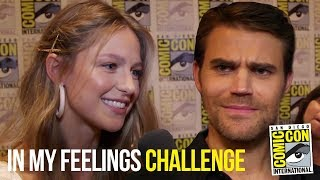 Celebs Try The In My Feelings Dance at Comic Con 2018