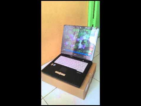 Laptop fujitsu C8250 GSR COMPUTER