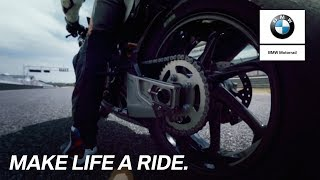 BMW HP4 RACE | Chasing The Impossible: Burnout