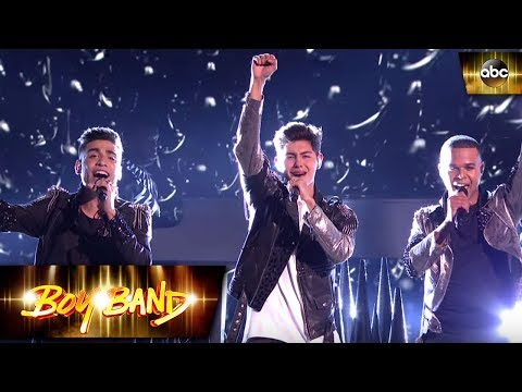 Out Of Control Performance – Titanium | Boy Band
