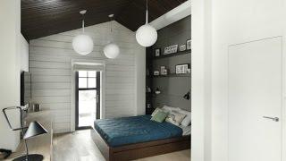 Bedroom ideas -DIY Bedside Tables and Bedroom Decor