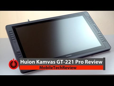 "Huion Kamvas GT-221 Pro 21"" Pen Display for Artists"
