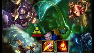 League Of Legends Funny Moments Full Ignite y Smite!