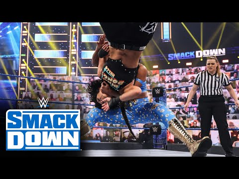 Six-Person Mixed Tag Team Match: SmackDown, April 30, 2021