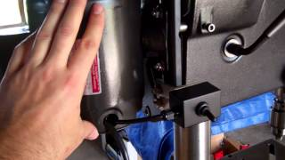 Craftsman Drill Press Resto