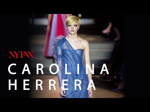 ÚLTIMO desfile de CAROLINA HERRERA como diseñadora