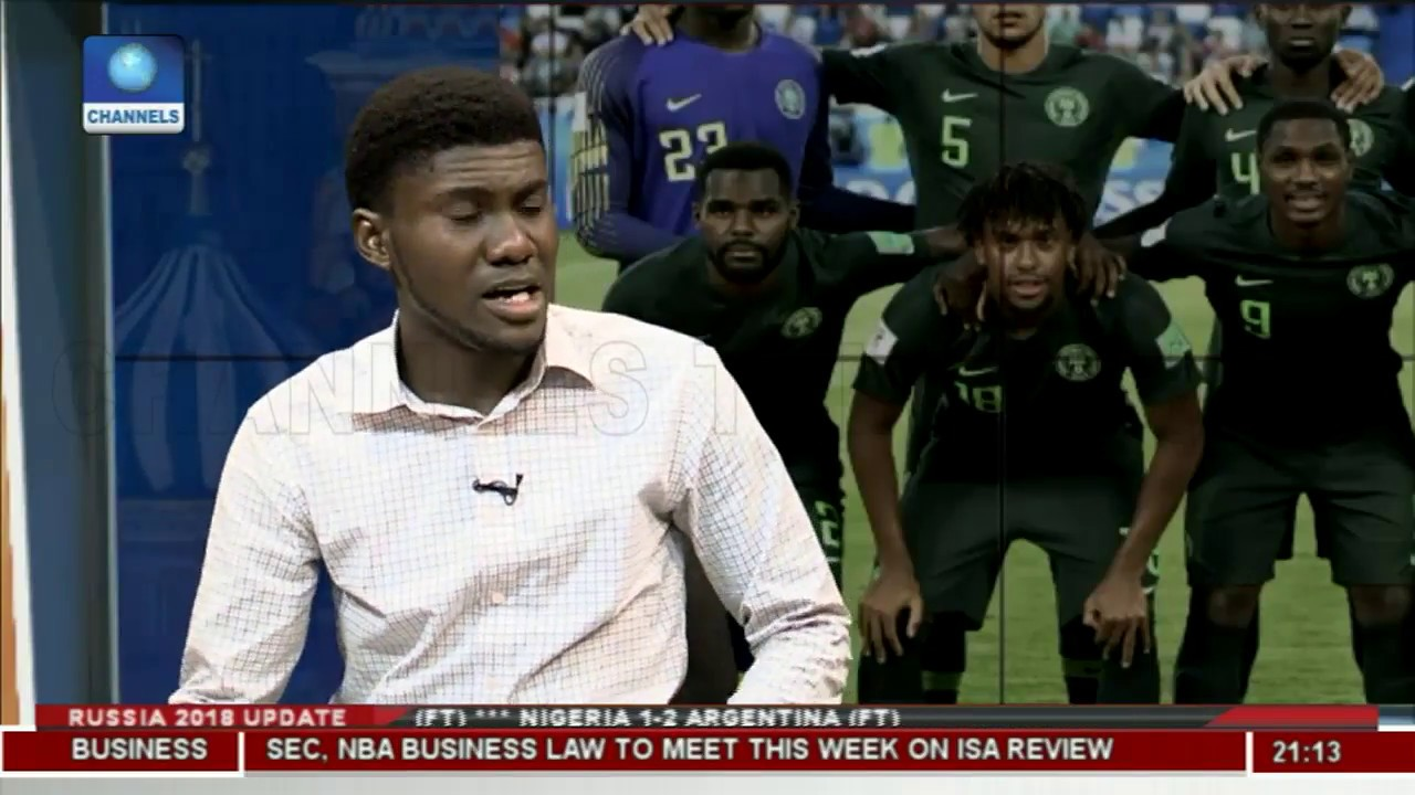 Super Eagles Out Of World Cup, Argentina Progress Pt.2 |Sports Tonight|