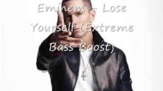 Eminem - Lose Yourself (Extreme Bass Boost Clean)