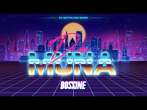 Di na muna - Bosx1ne (Prod By OmniBeatz)