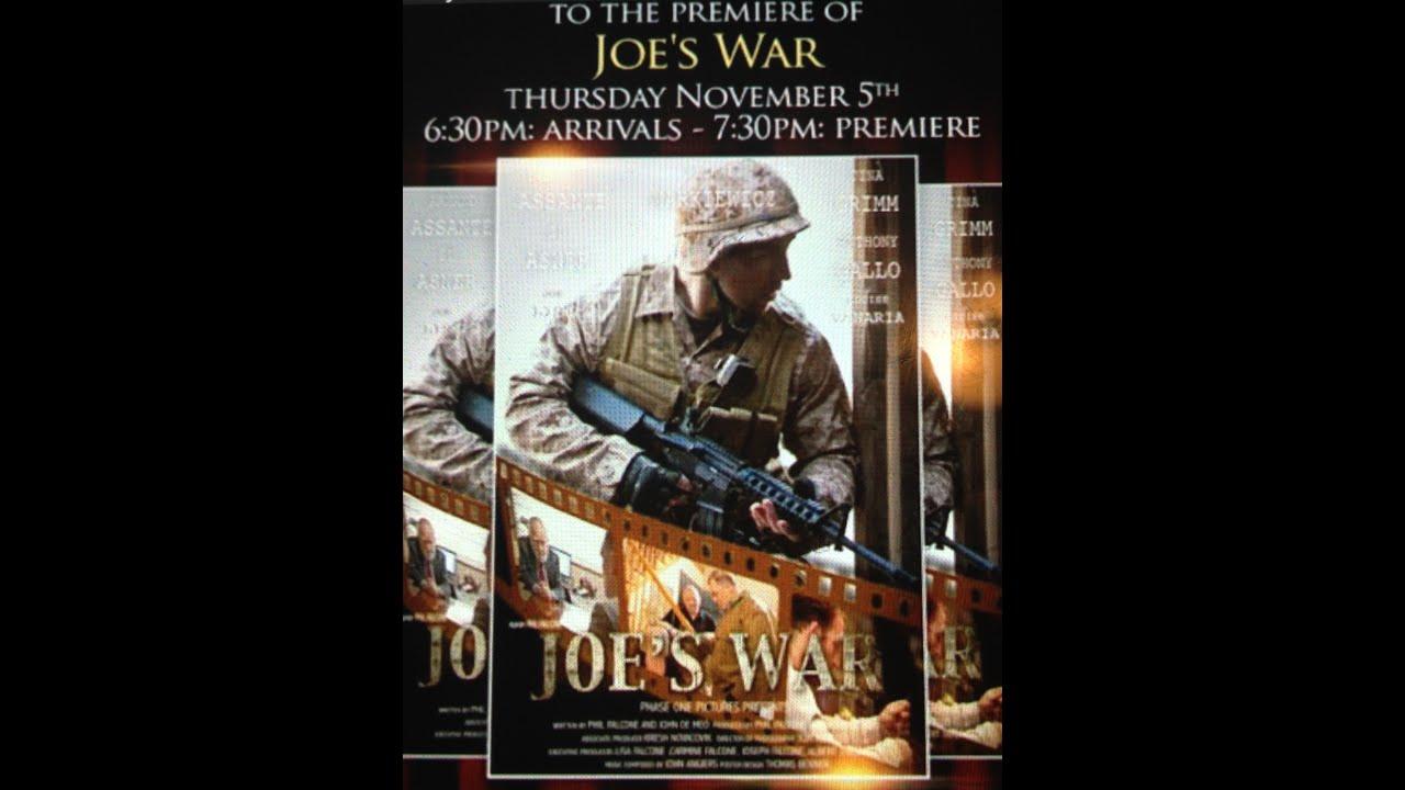 joes war movie