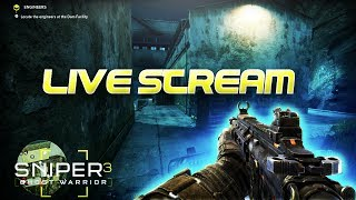 Sniper Ghost Warrior 3 - LIVE STREAM | TCTC Gamer