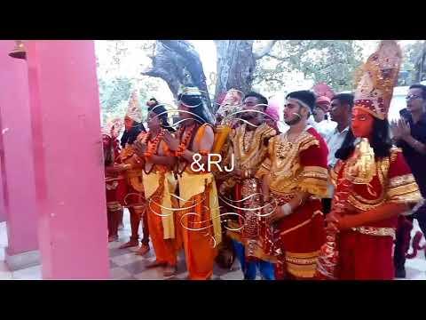Dussehra festival at Gurha Slathian  Jammu India