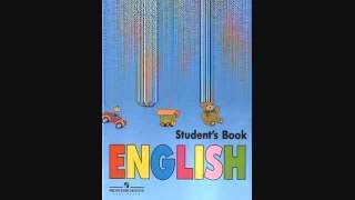Английский язык 4 класс — 001 Урок 1 — Задание № 1 6