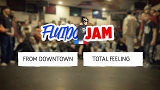 From Downtown vs Total Feeling Crew - Finał ekip na Fluido Jam 2018 France