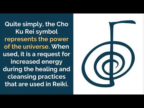 Cho Ku Rei Symbol, Its Meaning and Uses in Reiki