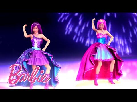 Français: Bêtisier Barbie™ La Princesse et la Popstar