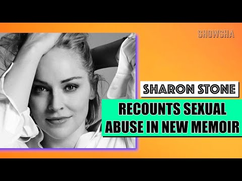 Sharon Stone Was Sexually Abused By Grandfather, Reveals Her Memoir